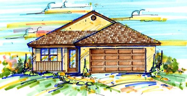 House Plan 64601