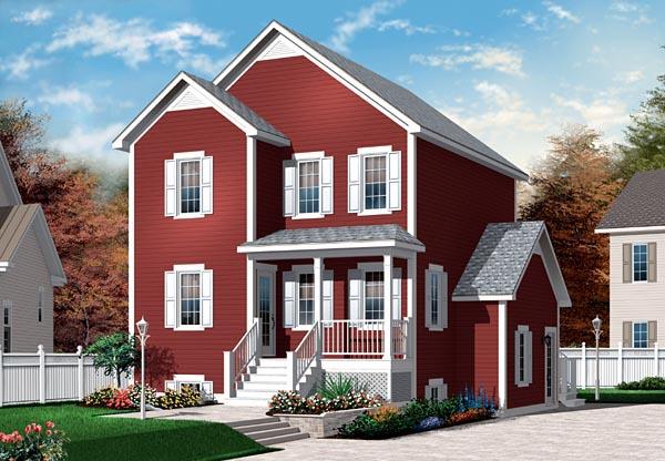 House Plan 64853