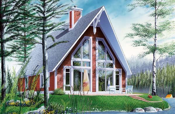 House Plan 65010