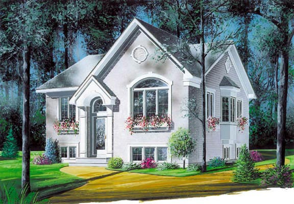 House Plan 65037