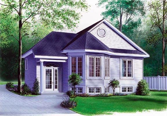 House Plan 65061