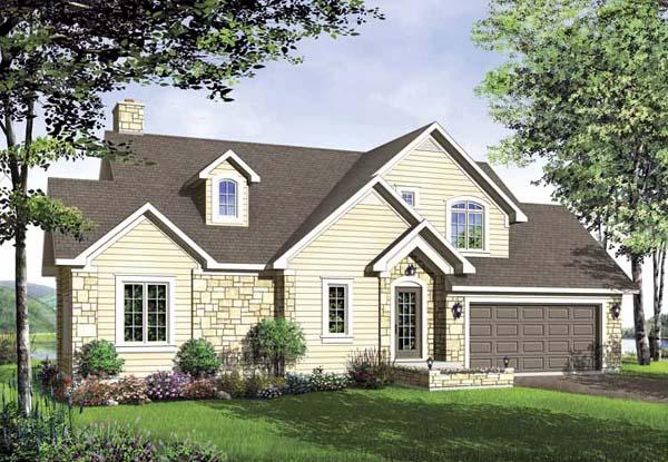 House Plan 65125