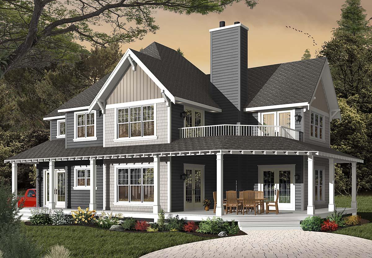 House Plan 65231