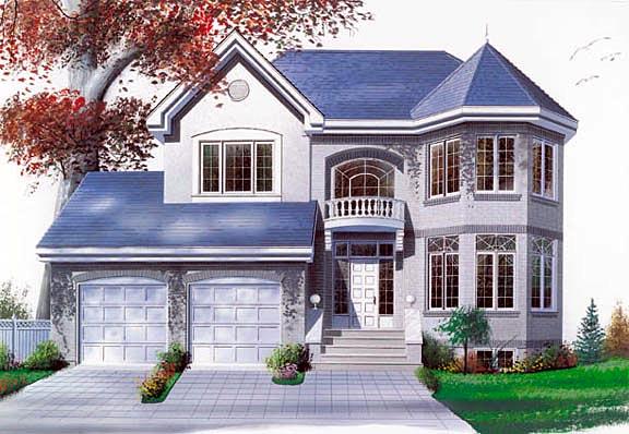 House Plan 65252