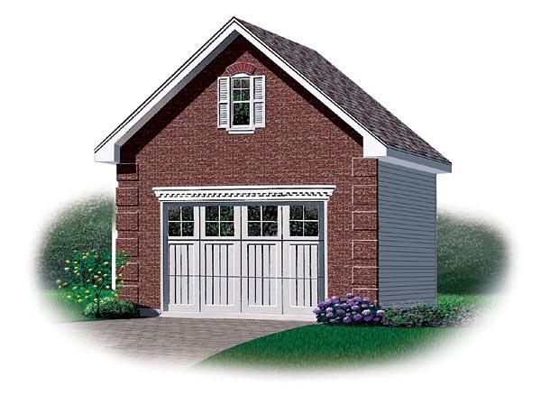 Garage Plan 65258