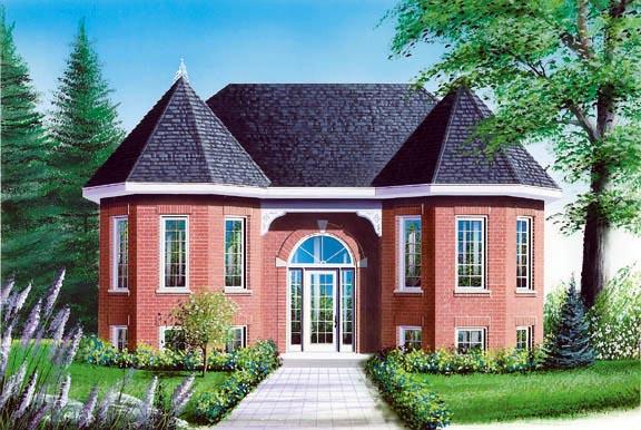 House Plan 65329