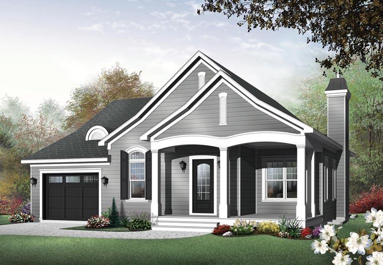 House Plan 65344