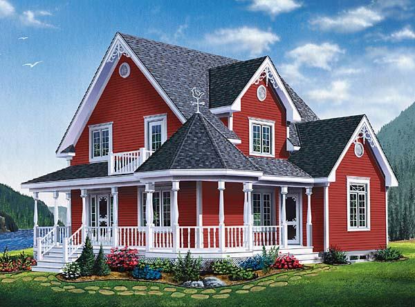 House Plan 65377