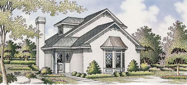 House Plan 65641