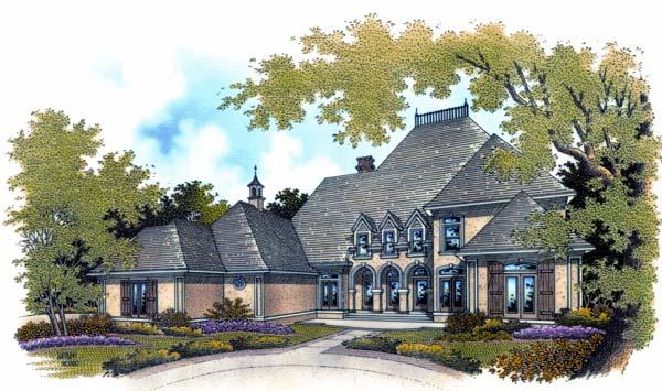 House Plan 65650