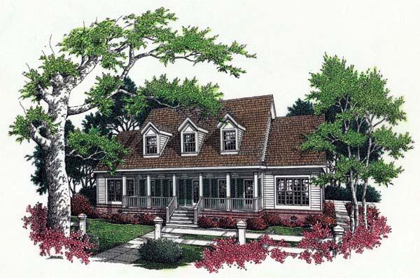 House Plan 65663