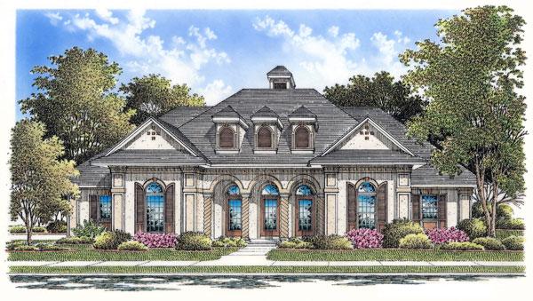 House Plan 65678