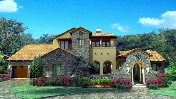 House Plan 65863