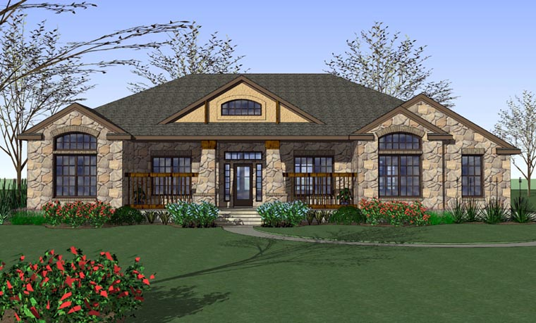 House Plan 65898