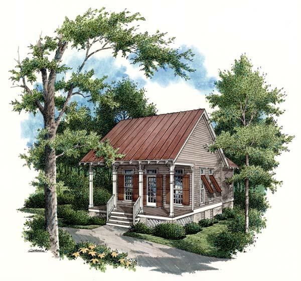 House Plan 65934