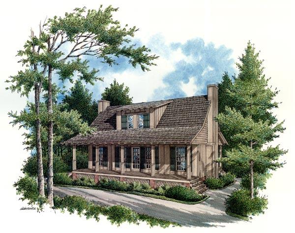 House Plan 65935