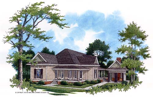 House Plan 65936