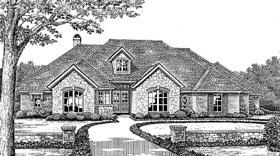 House Plan 66106