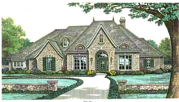 House Plan 66121
