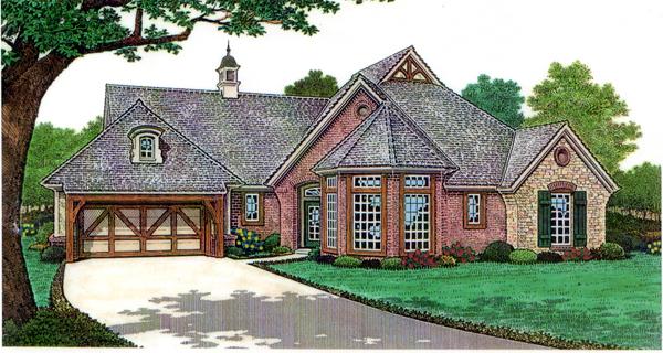 House Plan 66126