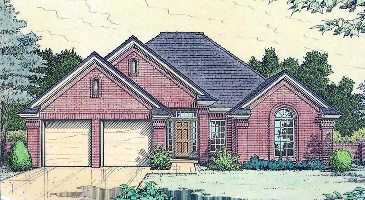 House Plan 66180