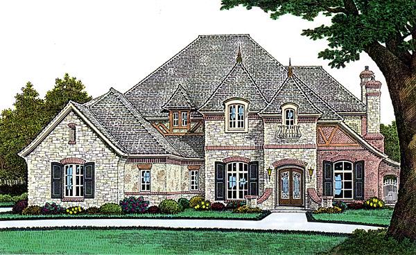 House Plan 66242