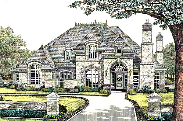House Plan 66245