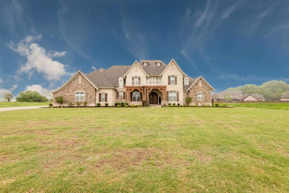 European, French Country House Plan 66267 with 4 Beds, 4 Baths, 3 Car Garage Picture 9