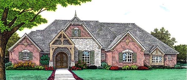 House Plan 66272