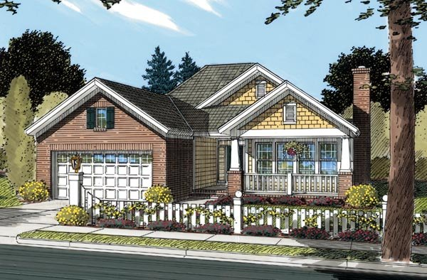 House Plan 66466