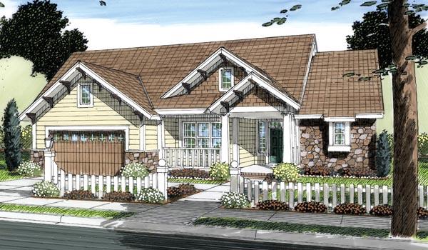 House Plan 66498