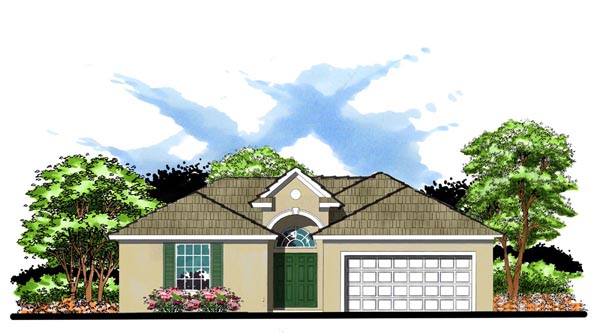 House Plan 66839