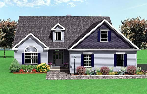 House Plan 67211