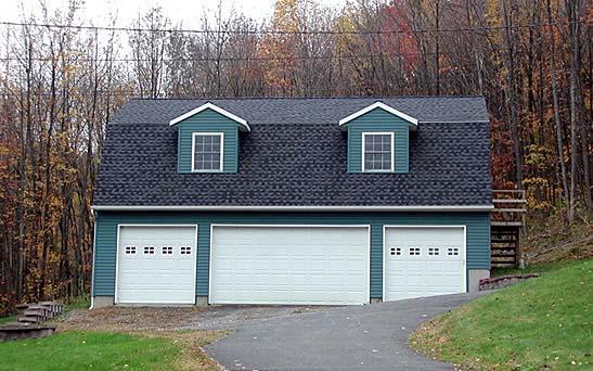 Garage Plan 67290