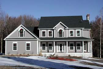 Traditional House Plan 67308 with 4 Beds, 3 Baths, 3 Car Garage Picture 1