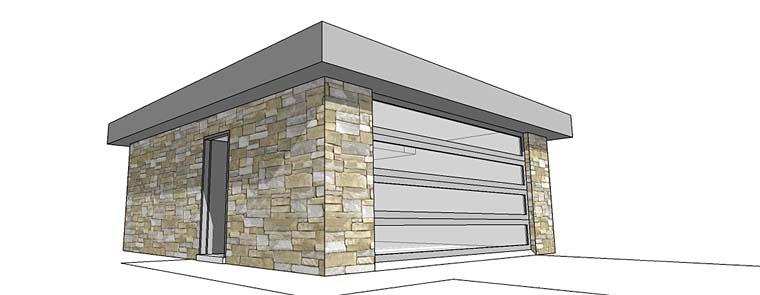 Garage Plan 67547