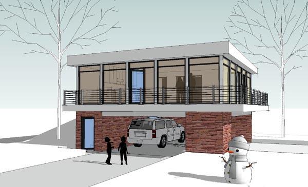 House Plan 67563