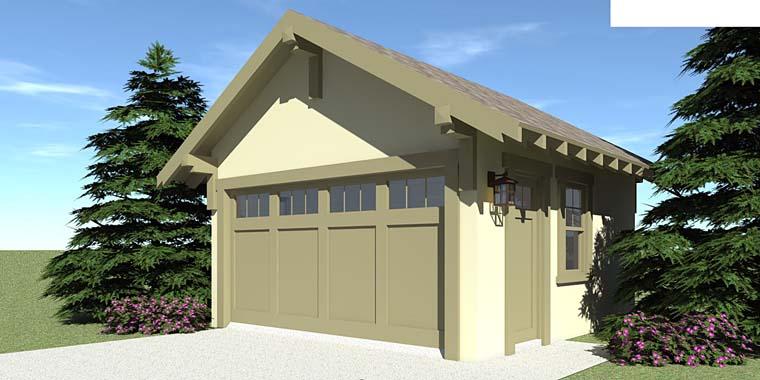 Garage Plan 67587