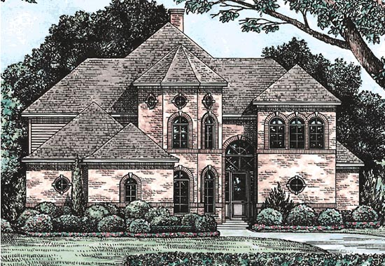 House Plan 68127