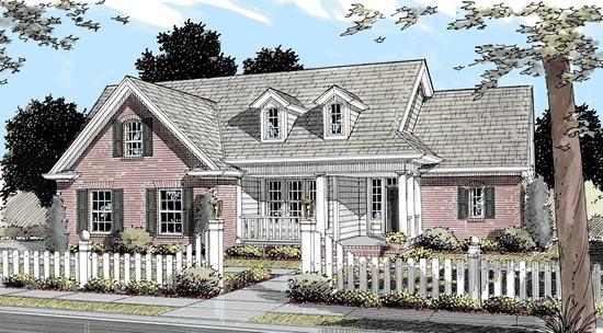 House Plan 68157