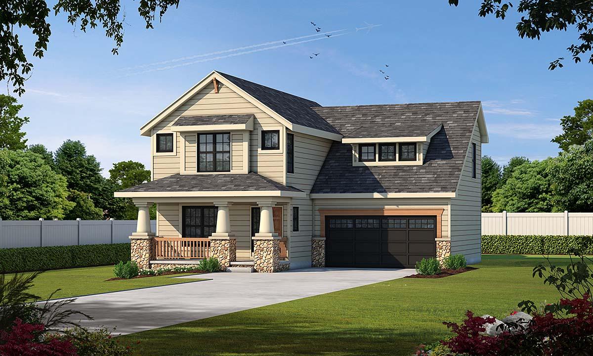 House Plan 68234