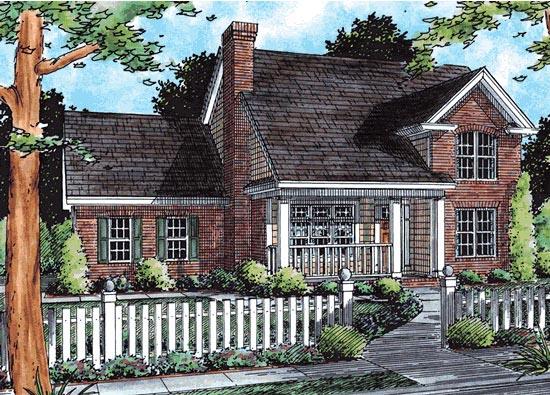House Plan 68489