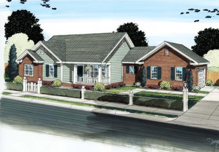 House Plan 68566
