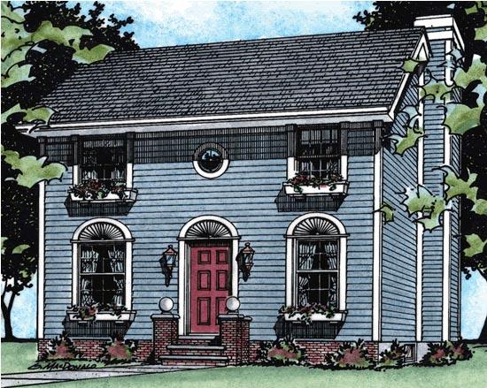 House Plan 68677