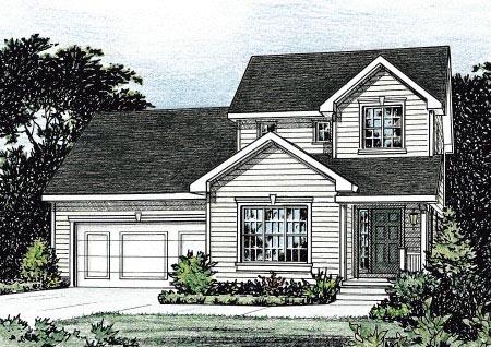 House Plan 68845
