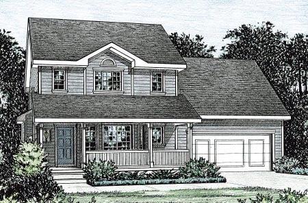 House Plan 68848