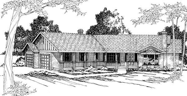 House Plan 69260