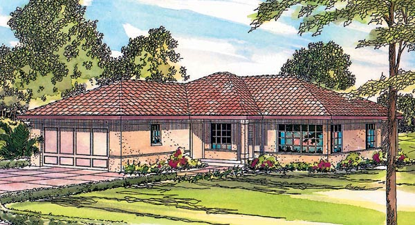 House Plan 69346