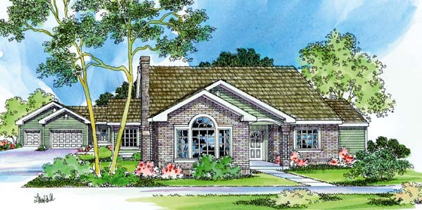 House Plan 69463
