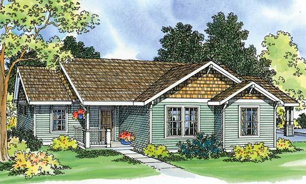 House Plan 69470